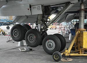 Труп в самолете