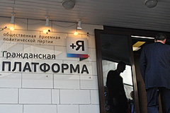 Лужков может поддержать Прохорова