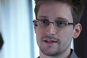 Сноуден встретился с правозащитниками