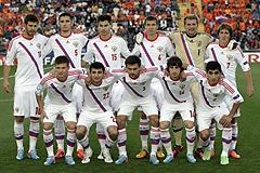 Германия U21 - Россия U21. Трансляция