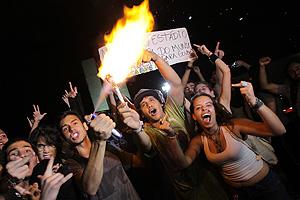 Бразильцы против Олимпиады