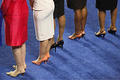 Экономику спасут женщины и гастарбайтеры