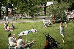 5 интересных мест, чтобы пойти с детьми в выходные