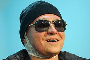 Сергей Филин почти потерял зрение