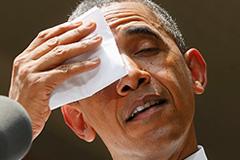 Обама готовится охлаждать