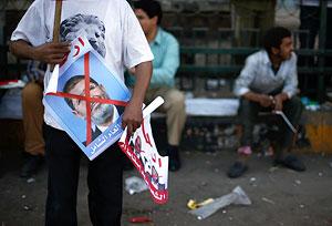 Мурси просят уйти побыстрее