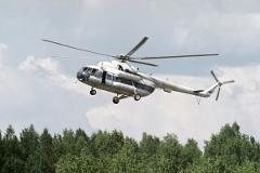 В Якутии разбился Ми-8