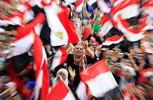 Армия Египта: это не военный переворот