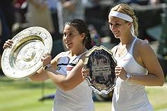 Бартоли выиграла Wimbledon