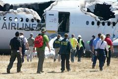 Разбившийся Boeing сажал стажер