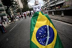 Протесты доведут Бразилию до гиперинфляции