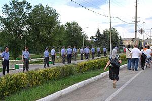 В Пугачеве сменился начальник полиции