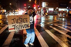 США протестуют против оправдания Циммермана