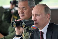 Президент проверил боеготовность
