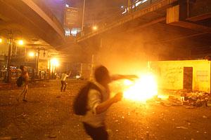 В Египте продолжаются бои