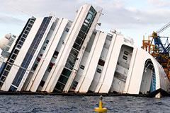 Начался суд над капитаном Costa Concordia