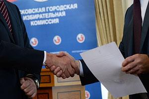 Доходы кандидатов в мэры Москвы проверили