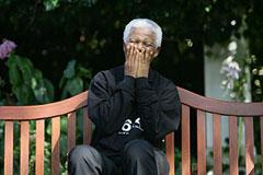 Мандела отмечает день рождения