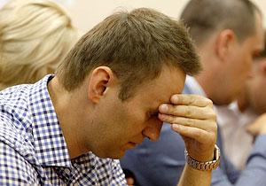 Навальный получил 5 лет