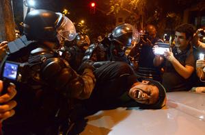 Рио-де-Жанейро погрузился в беспорядки