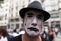 Россияне не попали в десятку самых депрессивных наций