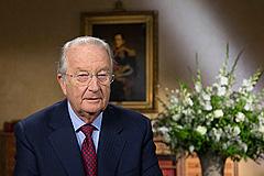 Король Бельгии попрощался с народом