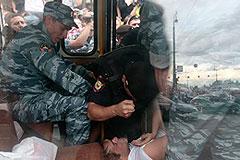 Полиция разберется с избитым оппозиционером