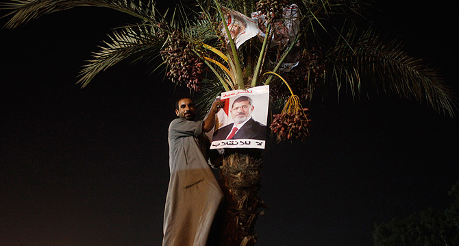 Мурси не послушался Эштон