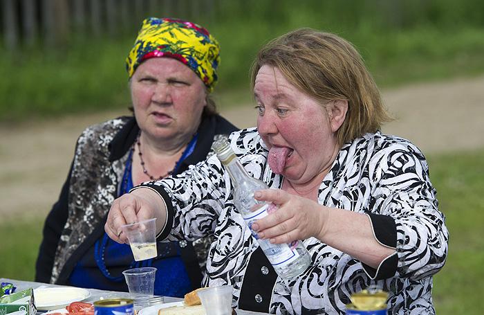 Водочный рейтинг: самые пьющие города России