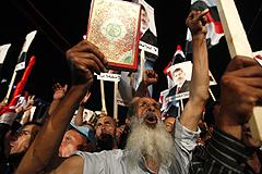 Власти Египта: терпение кончилось