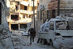 Конвой Башара Асада не обстреливали