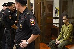 Дмитрий Виноградов признал себя виновным