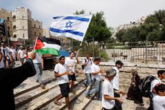 Израиль и Палестина переговорили