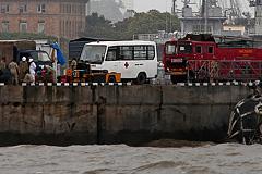 Первые погибшие в Индии подводники обнаружены