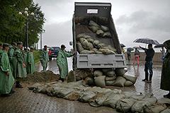 Пик паводка в Приамурье пройден