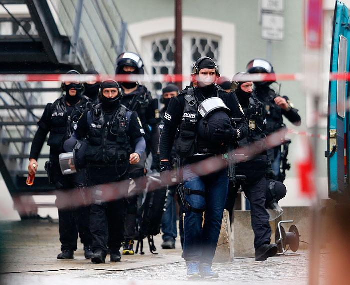 Заложники из Ингольштадта освобождены