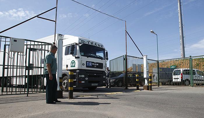 Украинским товарам открыли границу