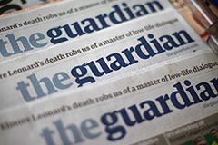 "The Guardian ""чистили"" во имя нации"
