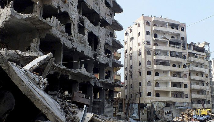 Лондон и Вашингтон готовятся напасть на Сирию