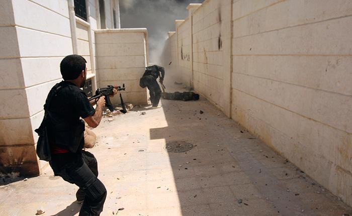 Удар по Сирии ждут в ночь на пятницу