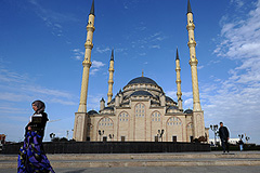 Кадыров обиделся за мечеть