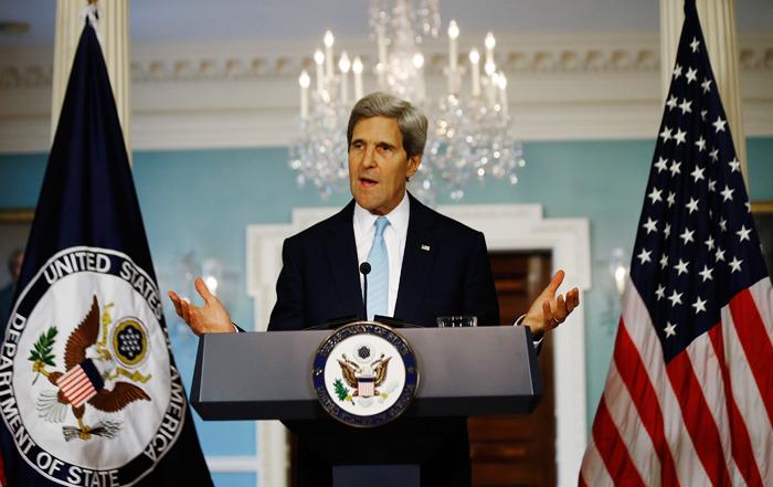 США сделали заявление по Сирии