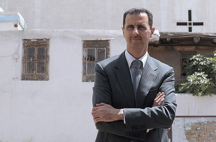 Башар Асад высказался по химоружию