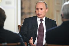 Путин: о выборах, Сирии и Сноудене