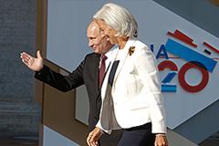 G20: первый день саммита в Петербурге