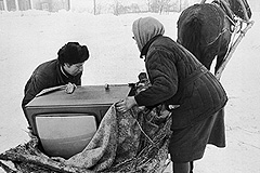 Андрей Малахов спасает крестьян от депрессии