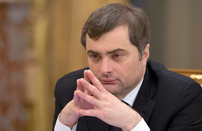 Сурков может стать помощником президента