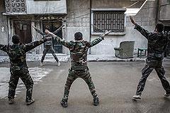 10 стран, готовых ударить по Сирии