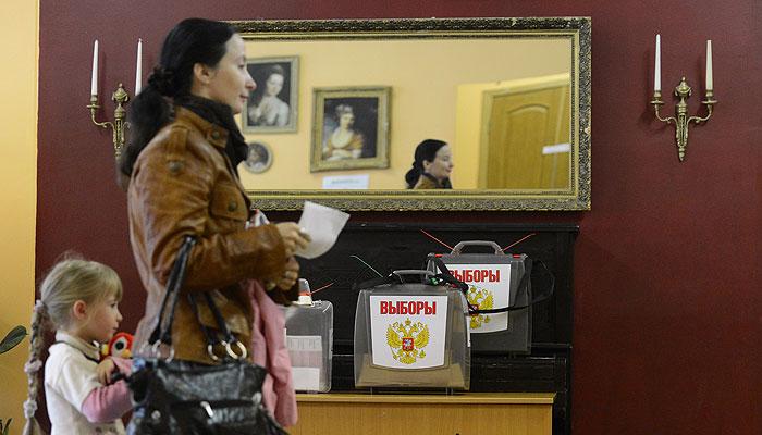 Выборы в Москве: трансляция