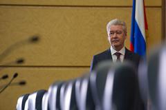 Собянин распустил правительство Москвы